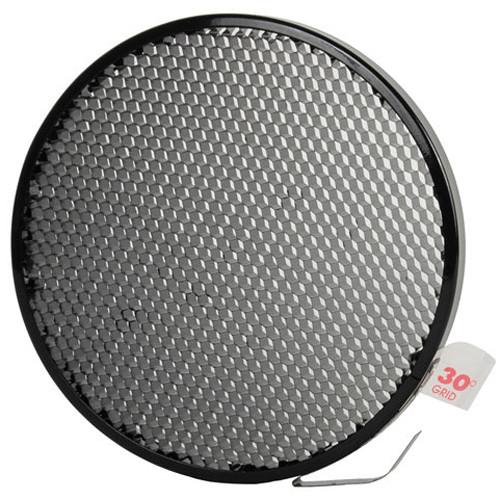 """Speedotron 7"""" Honeycomb Grid, 30 Degrees"""