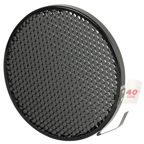 """Speedotron 7"""" Honeycomb Grid, 40 Degrees"""