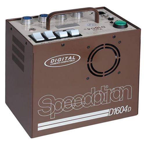 Speedotron D1604 - 1600 Watt/Second Power Supply (120V AC)
