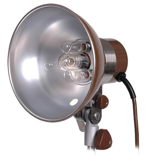 "Speedotron M90 Brown Line - 400 Watt/Second UV Coated Lamphead with 8.5"" Built-In Reflector"