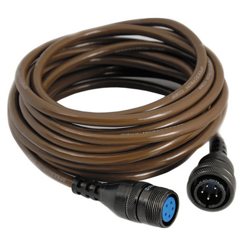 Speedotron Head Extension Cable - 20', for Brown Line