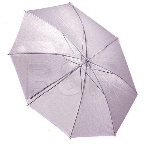 Speedotron Umbrella - Silver - 34""