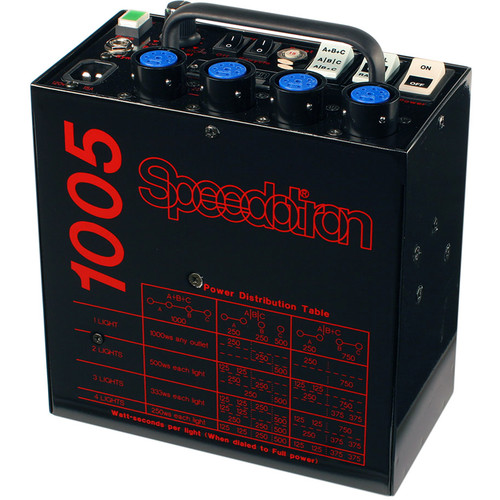 Speedotron 1005 CC Digital Studio 2 Head Kit
