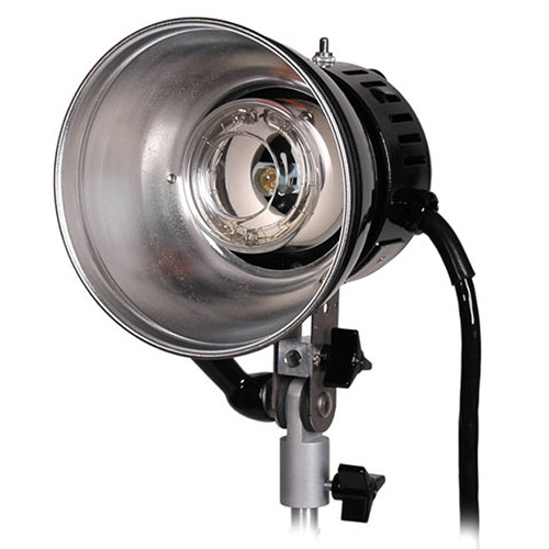 "Speedotron 103 CC Flash Head with UV Flashtube and 7"" Reflector (220V)"