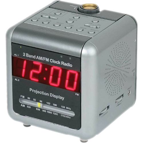 Sperry West SWDVR32C Clock Radio Color Covert Camera with Built-In DVR