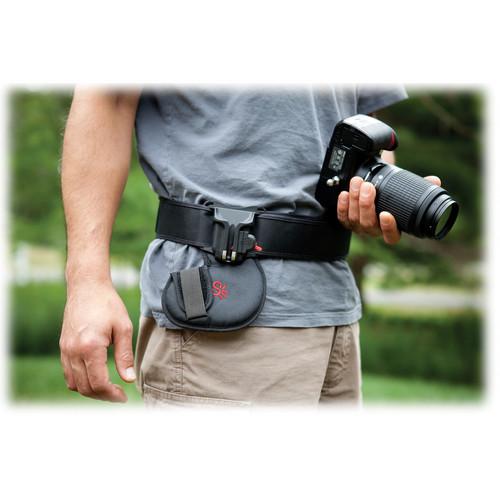 Spider Camera Holster Black Widow Holster Kit