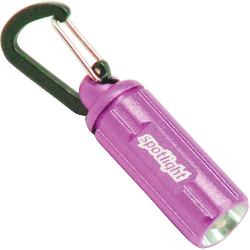 SpotLight Speck Mini LED Flashlight (Pink Caddy)
