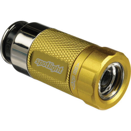 SpotLight Turbo Rechargeable LED Light (Taxi Yellow)