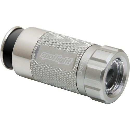 SpotLight Turbo Rechargeable LED Light (Time Machine Titanium)