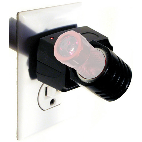 SpotLight A/C Wall Charger for Turbo and Rescue Flashlights