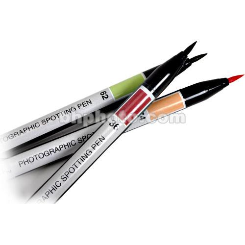 SpotPen Handcoloring Detail Pen Set - Eye Colors