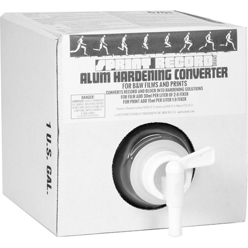 Sprint Systems of Photography Record Alum Hardening Converter (4L)