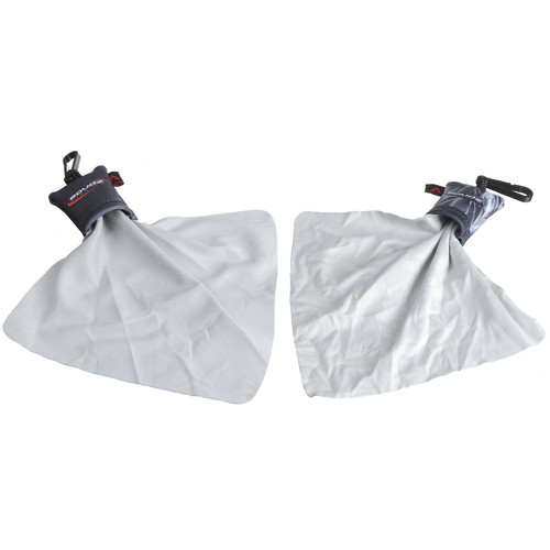 Spudz Micro Fiber Cleaning Cloths - 2 Pack