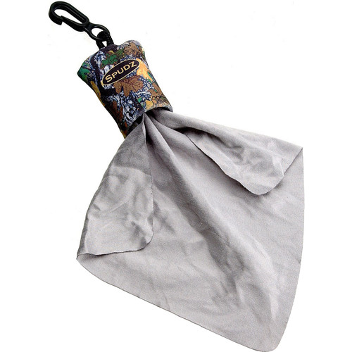 Spudz Micro Fiber Cleaning Cloth (Camo)