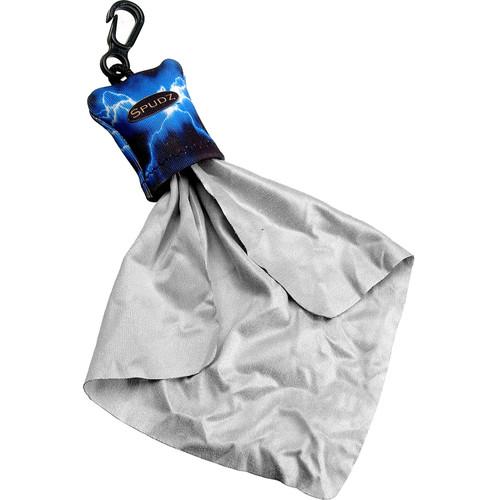 Spudz Micro Fiber Cleaning Cloth (Blue)