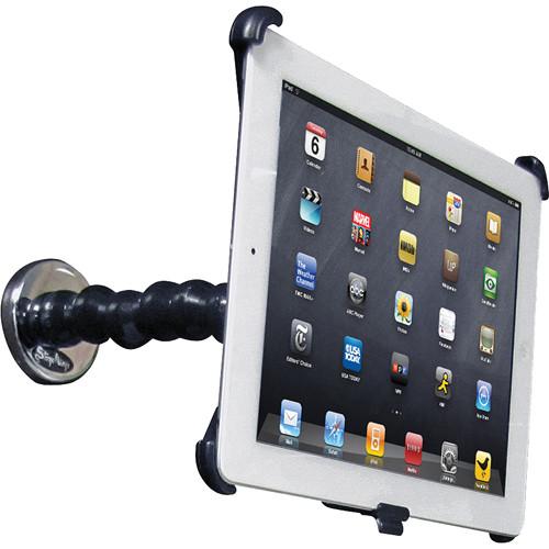 "Stage Ninja IPA-8-MB Scorpion Series iPad / iPad 2 Mount with ¾"" Gooseneck"