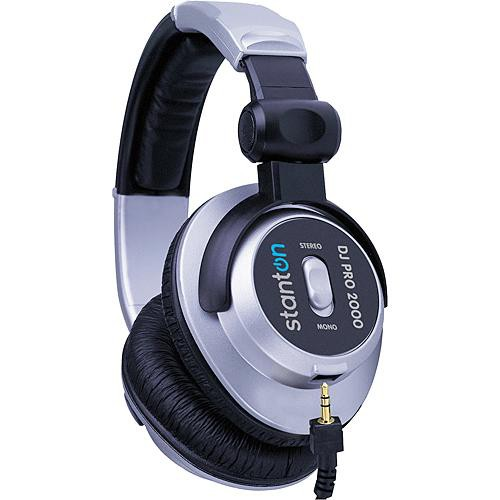 Stanton DJ PRO 2000 DJ Headphone