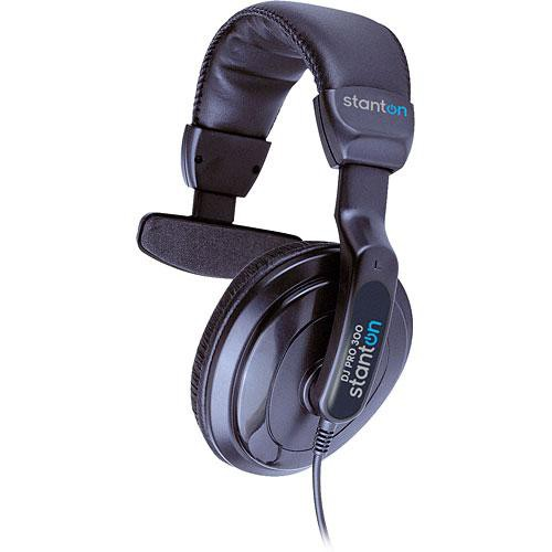 Stanton DJ-PRO 300 Single Sided DJ Headphone