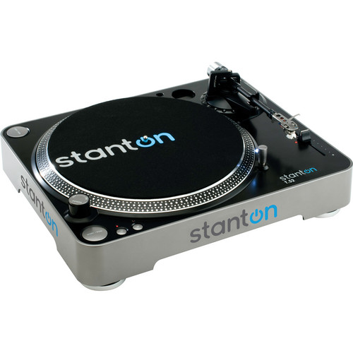 Stanton T.52 Belt-Drive DJ Turntable