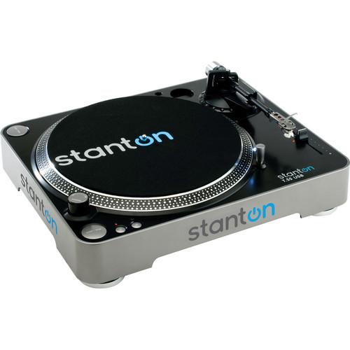 Stanton T.55 USB Belt-Drive DJ Turntable