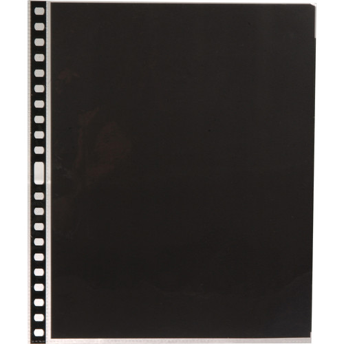 "Start by Prat Archival Sheet Protectors (8.5 x 11"", 10 Pack)"
