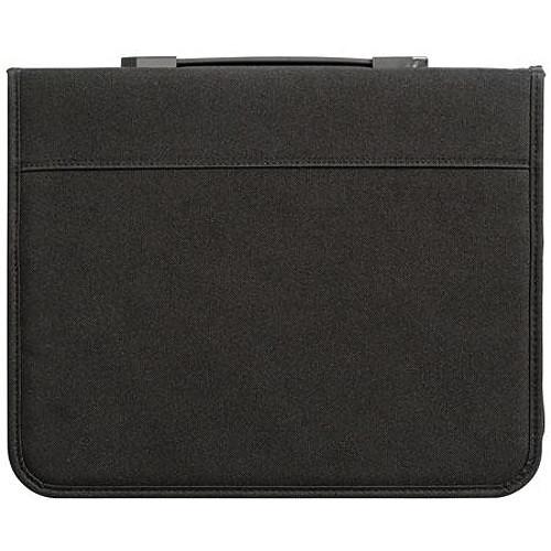 "Start by Prat Start 3 Fabric Presentation Case (14 x 17"", 10 Sheets, Black)"