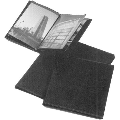 "Start by Prat Spiral Press Book - 11 x 14"" - Black"