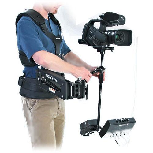 steadicam f24se c flyer 24 camera stabilizer system f24lese c