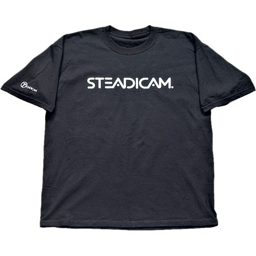 Steadicam Logo T-shirt, Small