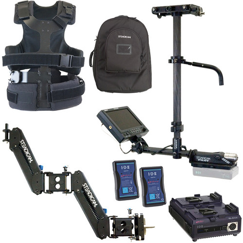 Steadicam Pilot-VLB Camera Stabilization System with Power