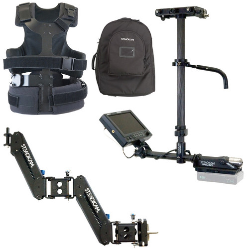 Steadicam Pilot-VL Camera Stabilization System With Batteries & Charger Kit
