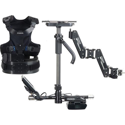 Steadicam Scout Camera Stabilizer (AB Battery Mount, Standard Vest)