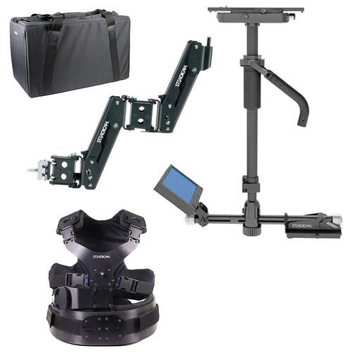 Steadicam Scout Camera Stabilizer (V-Lock Battery Mount, Compact Vest)