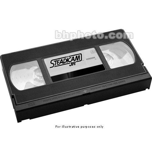 Steadicam VID014100 VHS Instructional Video for Steadicam JR- NTSC