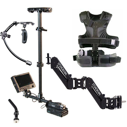 Steadicam Pilot-AB 2nd Unit HDS Camera Stabilization System