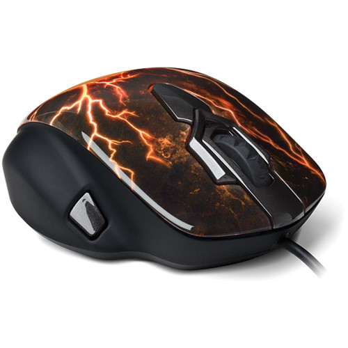 SteelSeries World of Warcraft MMO Gaming Mouse (Legendary Edition)