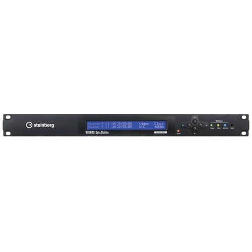 Steinberg Nuendo SyncStation - Advanced SD/HD Hardware Synchronizer