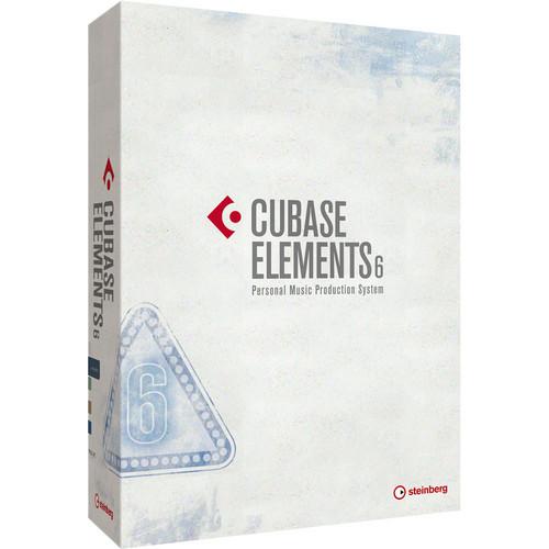 Steinberg Cubase Elements 6 - Educational Discount (Single License)