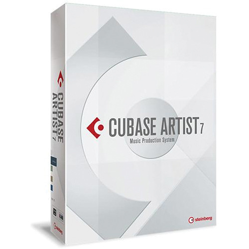 Steinberg Cubase Artist 7 - Music Production Software (Educational Discount)