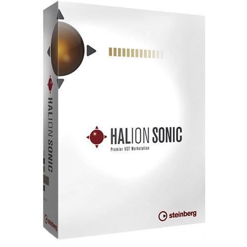 Steinberg HALion Sonic - Virtual Instrument (Educational Discount)