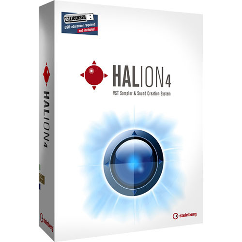 Steinberg HALion 4 - Virtual Instrument - Educational Discount (1-4 Station Lab Pack)