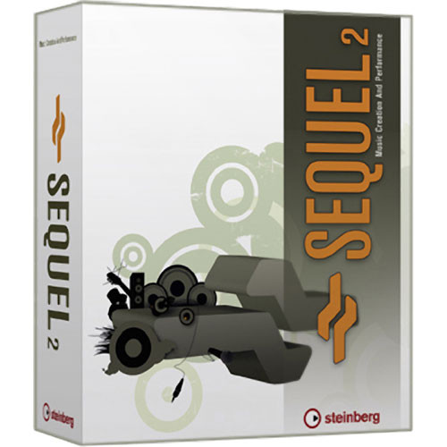 Steinberg Sequel 2 - Music Creation and Performance Software