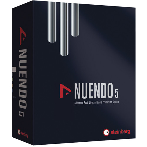 Steinberg Nuendo 5 - Audio and Post Production Software