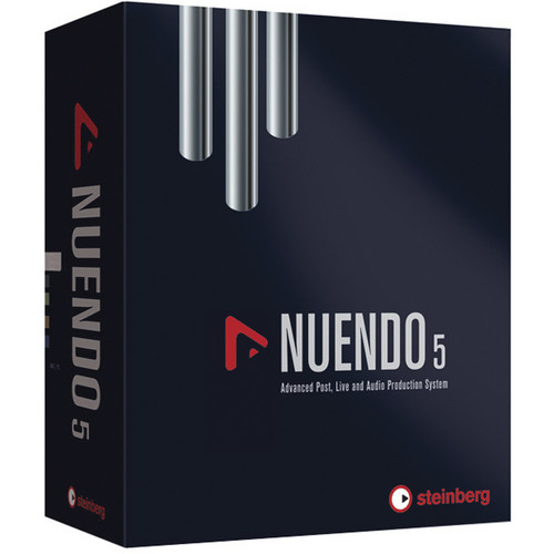Steinberg Nuendo 5 - Audio and Post Production Software (Upgrade)