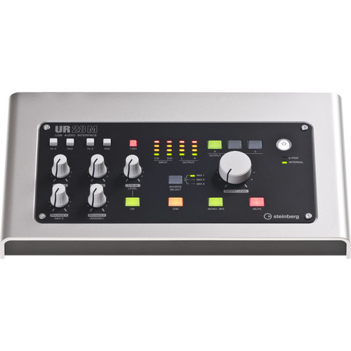 Steinberg UR28M - USB 2.0 Digital Audio Interface