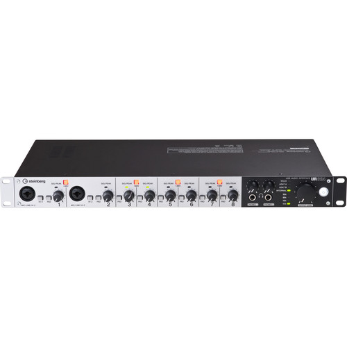 Steinberg UR824 - USB 2.0 Digital Audio Interface