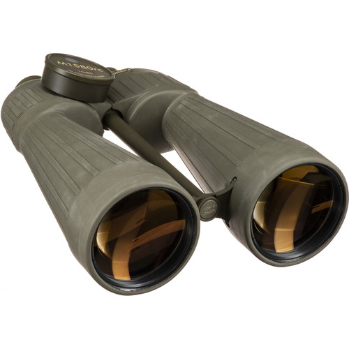 Steiner 15x80 Military Binocular with Compass