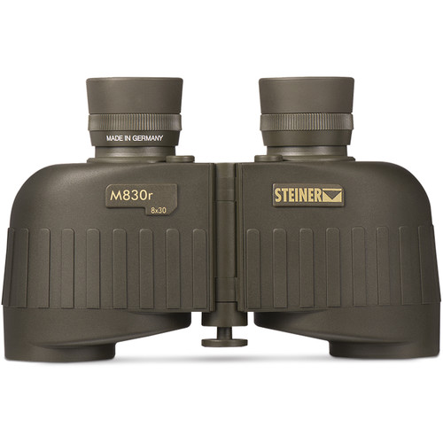 Steiner 8x30 M830r Military Binocular (Mil Reticle)