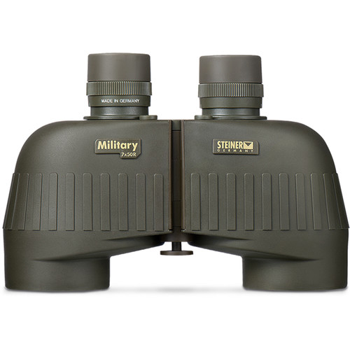 Steiner 7x50 Military R Binocular with M-22 Reticle