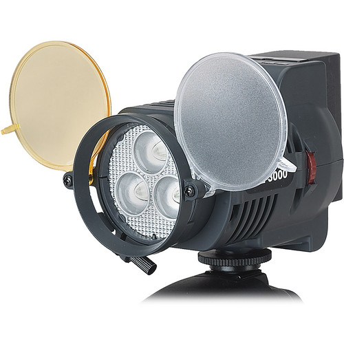 Stellar Lighting Systems STL-3000 Professional On Camera Video Light